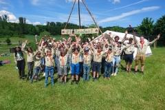 Pfingstspiele Bezirk Hohenzollern 2018 - Sigmaringen
